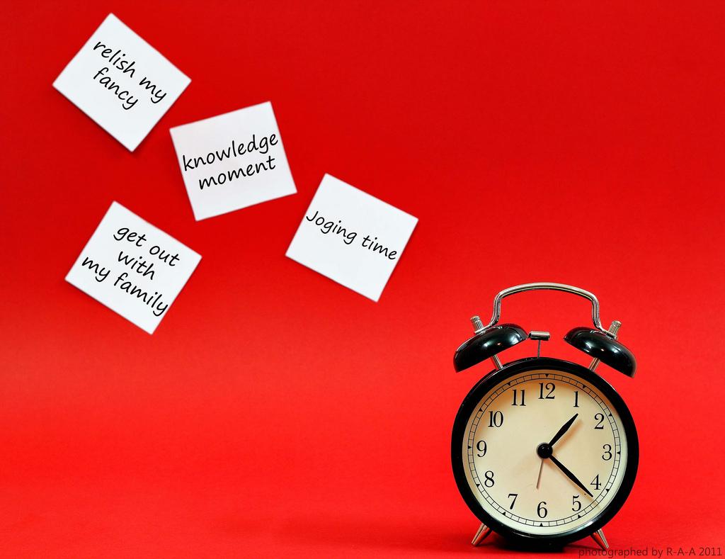 Timpul Tău, Viaţa Ta – 5 Strategii Eficiente De Management Al Timpului