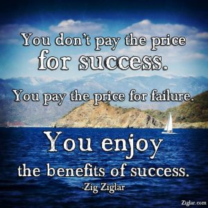 ziglar success