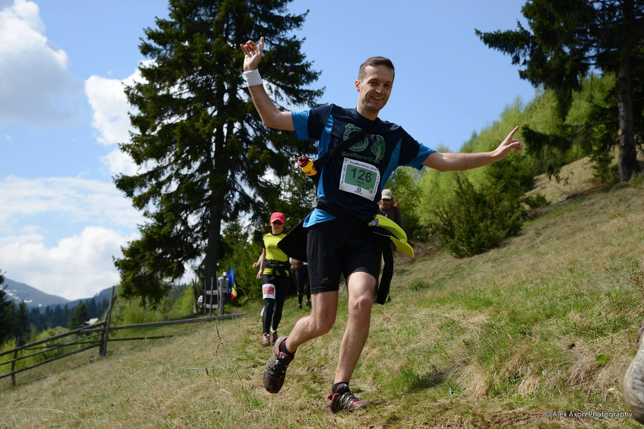 Primul Maraton Din Viaţa Mea – Povestea De La EcoMarathon Moieciu De Sus 9 Mai 2015
