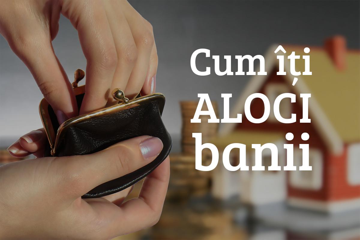 Cum îţi Aloci Banii