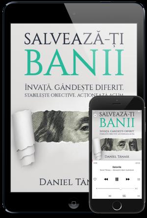 Salvează-ți Banii PDF + Audiobook MP3
