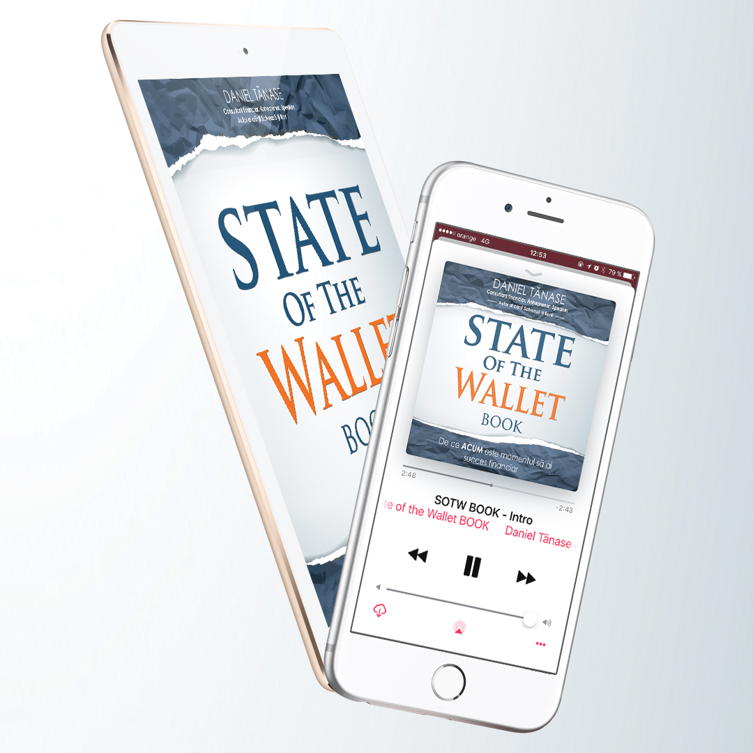 State Of The Wallet BOOK – Pachet Audiobook + PDF