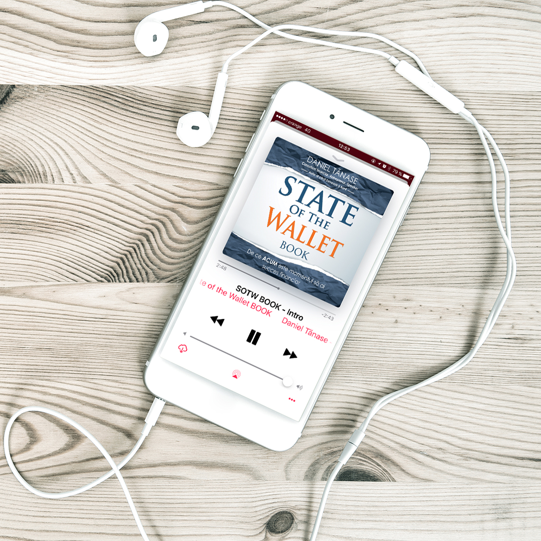 State Of The Wallet BOOK – Audiobook MP3