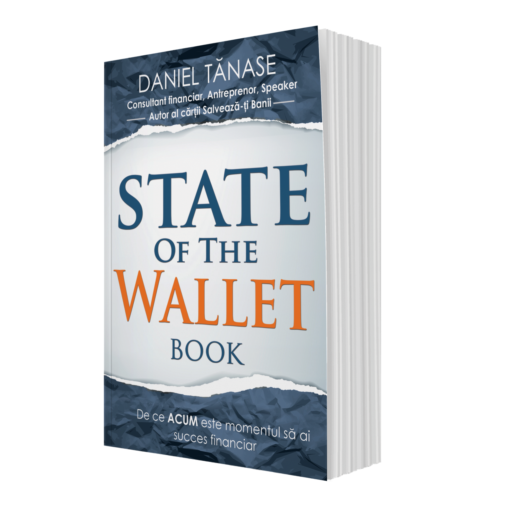 State Of The Wallet BOOK – Softcover