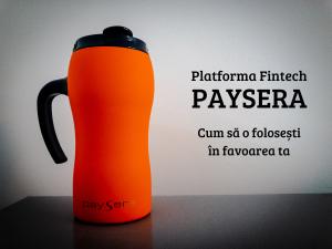 Platforma Fintech Paysera Cum să o folosești în favoarea ta